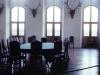 Interiér zámku Moritzburg