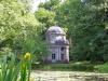 Anglický pavilon v zámeckém parku