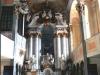 Interiér zámeckého kostela